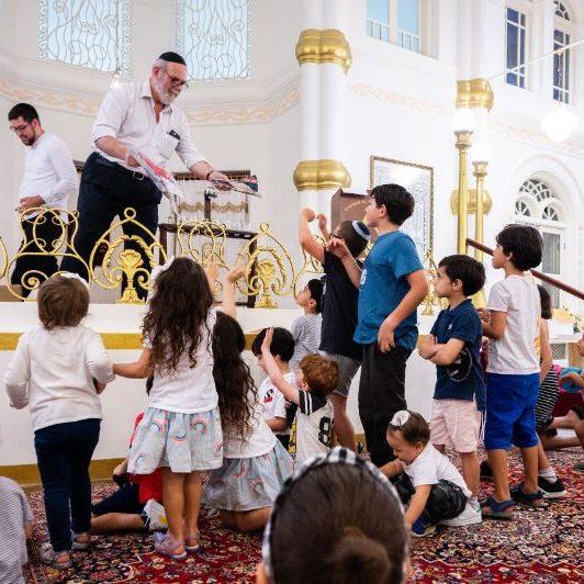 Chesed El synagogue