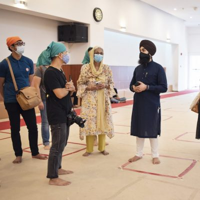 20201212/ My Community Festival/ Of Rites and Rituals/ Central Sikh Temple